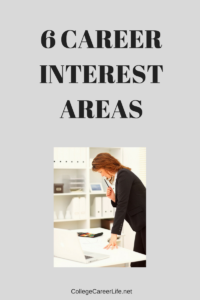 Career Interest Areas